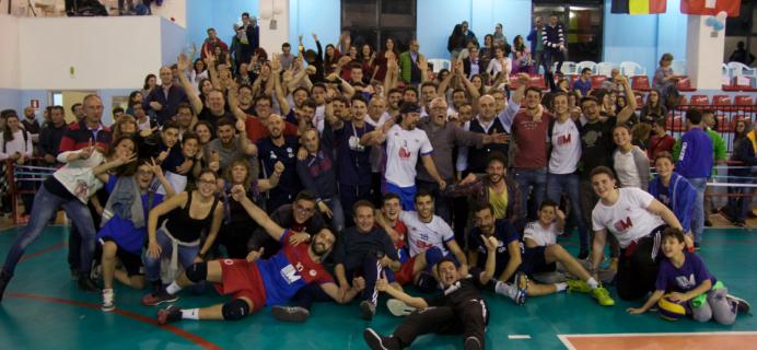 Messaggerie Volley - La vittoria di tutti