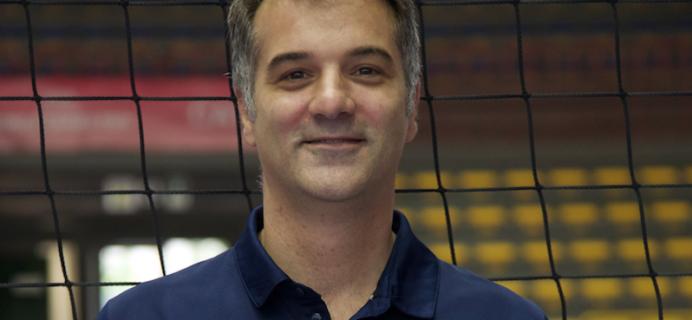 Mauro Puleo secondo allenatore Volley Catania