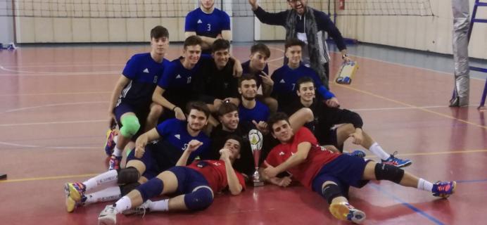 Volley Catania - Guerrieri torneo di Natale