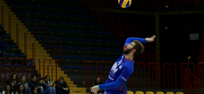 Volley Catania - Stefano Chillemi