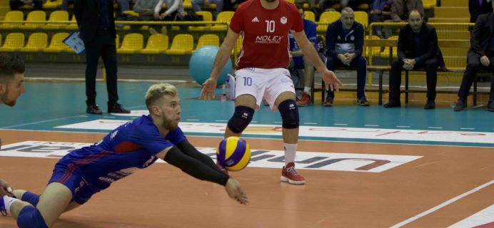 Volley Catania - Spareggi e Play Out