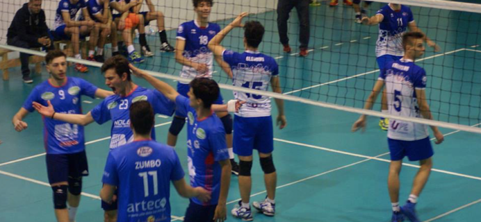 Volley Catania - Messaggerie Bacco vs Gupe Volley
