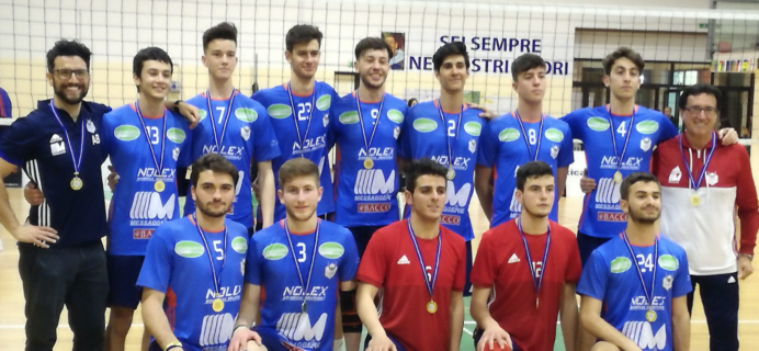 Volley Catania - Under 18 vittoria finale
