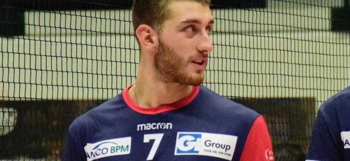 Volley Catania - Federico Mazza