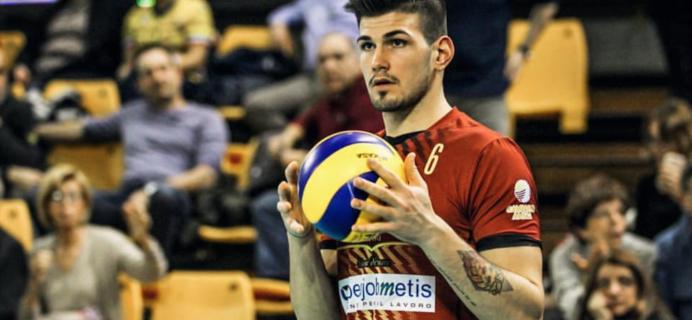Volley Catania - Francesco Corrado
