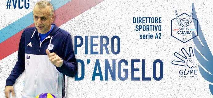 Volley Catania - Piero D'Angelo