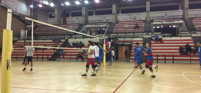 Messaggerie Volley VS Palermo