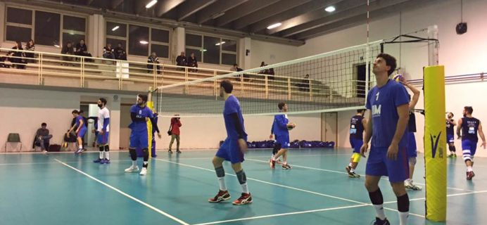 messaggerie vs papiro volley