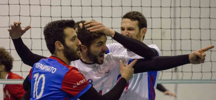 Messaggerie Volley punto vincente