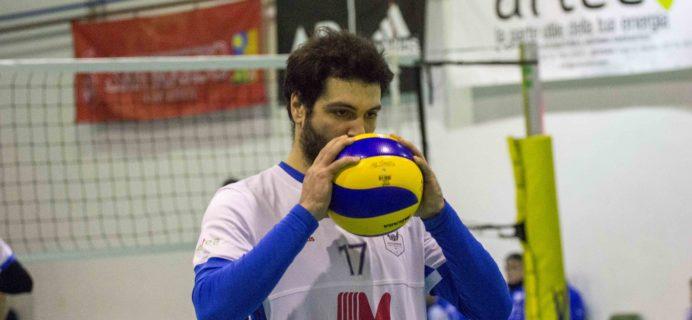Messaggerie Volley - Eros Saglimbene
