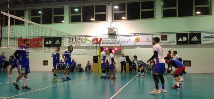 Messaggerie Volley Vs Cinquefrondi