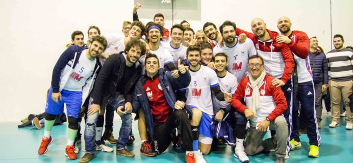 Messaggerie Volley squadra da primato