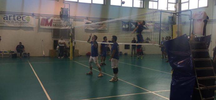 messaggerie volley esordio di campionato