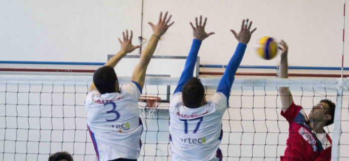 Messaggerie Volley - Battiato -Saglimbene