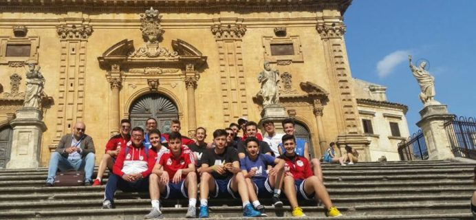 Messaggerie Volley - Giovanili in trasferta a Modica