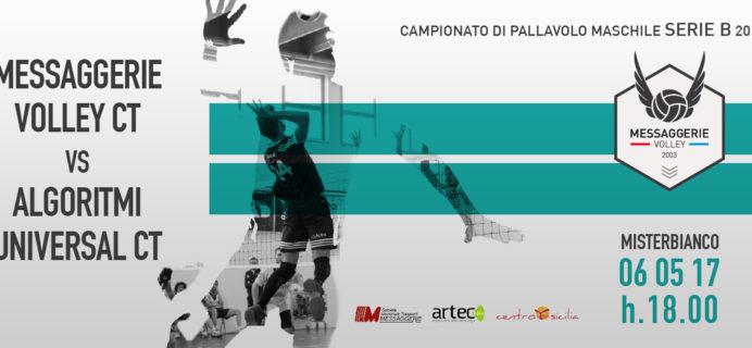 Messaggerie Volley - Campionato Vs Universal