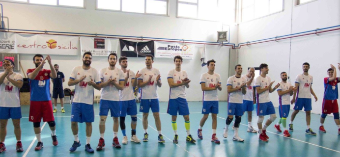 Messaggerie Volley - Squadra