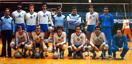 Messaggerie Volley - Paoletti scudettata, 1977/1978