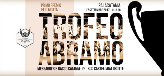 Messaggerie Bacco Catania - Trofeo Abramo