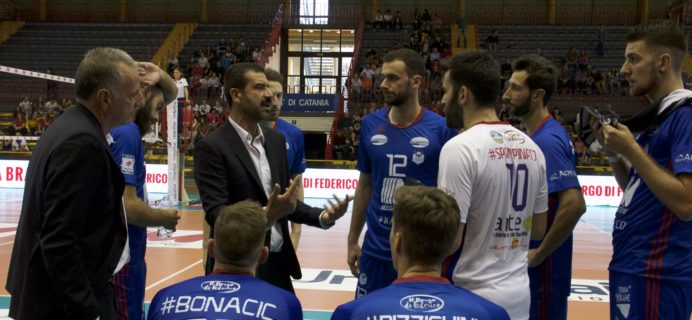 Mimmo Lazzarino per Volley Catania