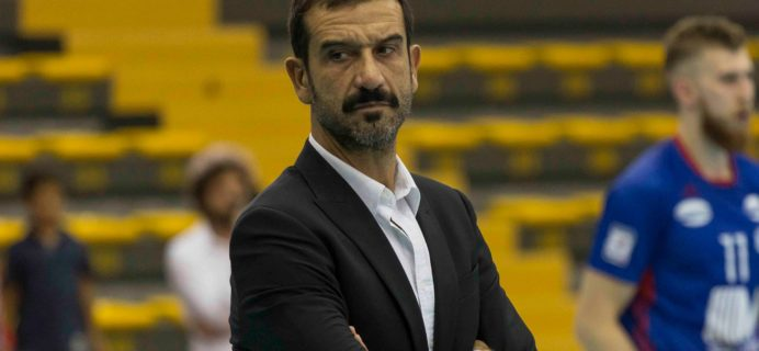 Volley Catania - Coach Rigano