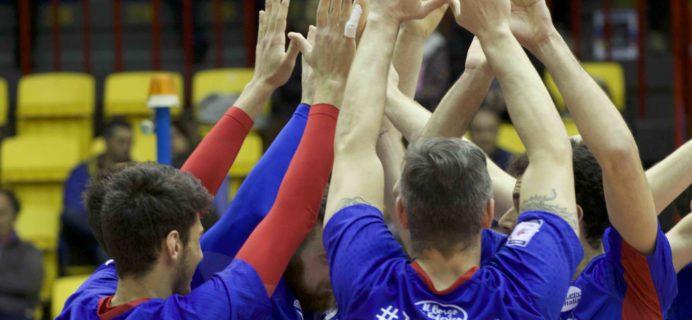 Volley Catania - Messaggerie contro Lagonegro