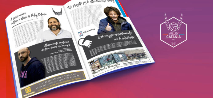 Volley Catania - Volley Catania Magazine 11 febbraio 2018