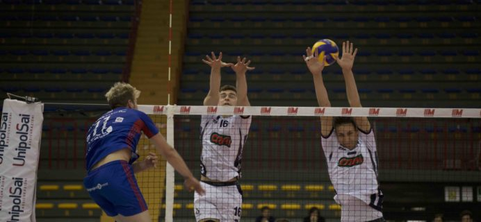 Volley Catania - Bonacic