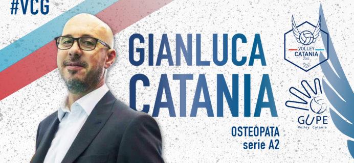 Volley Catania - Gianluca Catania