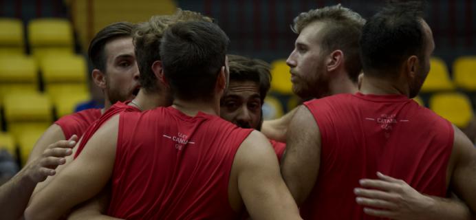 Volley Catania - amichevole