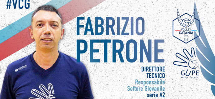 Volley Catania - Fabrizio Petrone