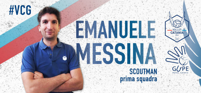 Emanuele messina - Volley Catania