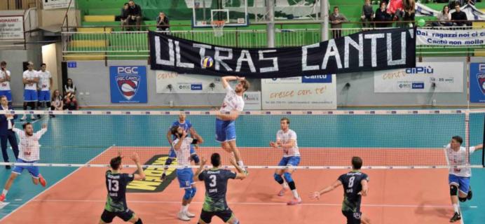 Volley Catania - Attacco Mazza