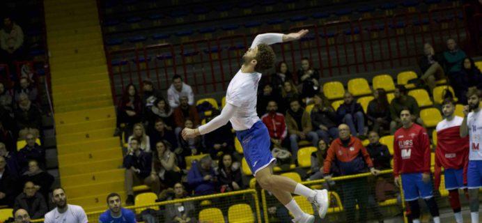 Volley Catania - Sergio Petrone