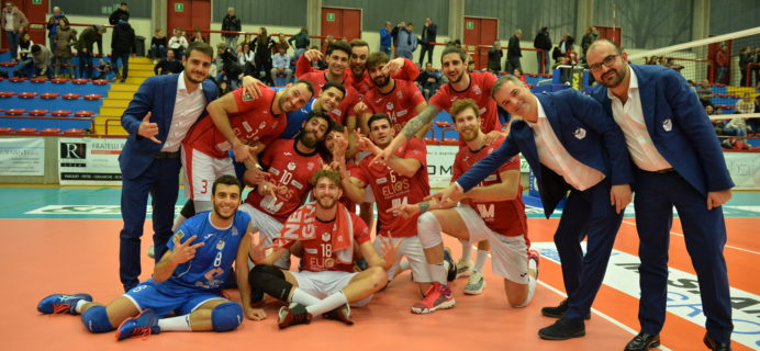Volley Catania - Vittoria Cisano Bergamasco