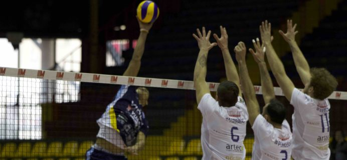 Volley Catania - Rossazzurri vs Videx