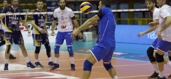 Volley Catania - Elios Messaggerie vs Club Italia